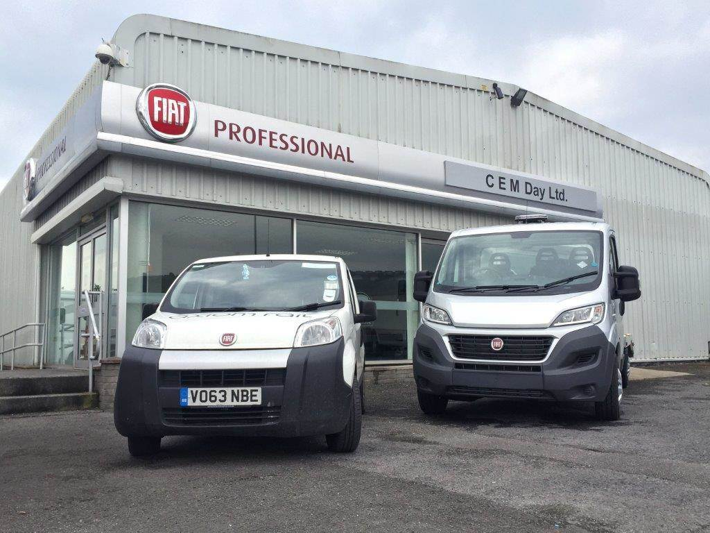 Day's Fiat - Used Commercial Vehicles
