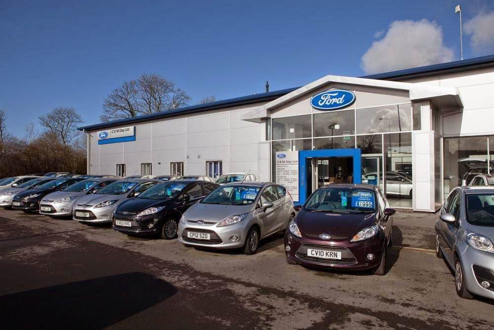 Day's of Haverfordwest - Used Commercial Vehicles