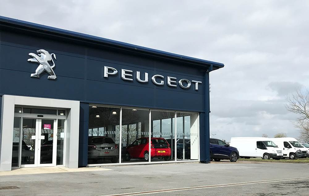 Day's Peugeot Haverfordwest